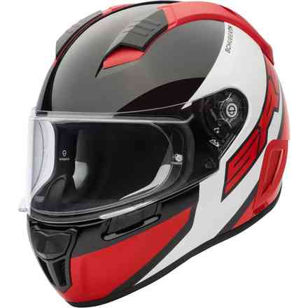 Casque Sr2 Wildcard rouge Schuberth