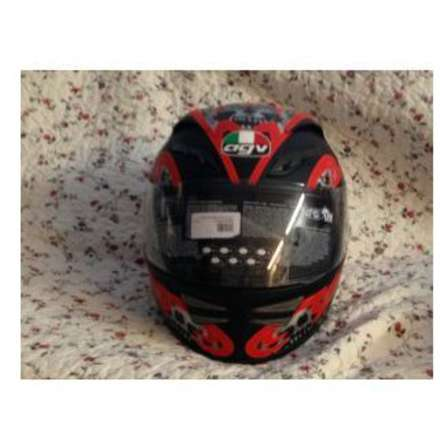 Casque Stealth Replica Skulls Agv