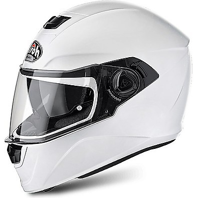 Casque Storm Color blanc Airoh