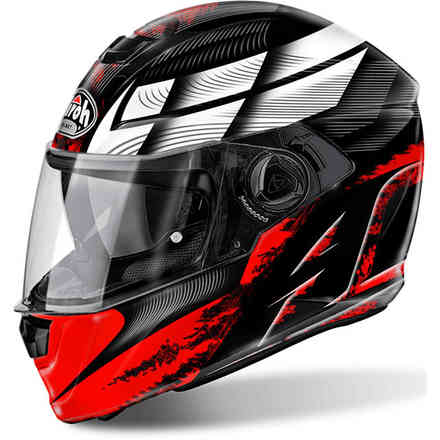 Casque Storm Starter rouge Airoh
