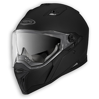 Casque Stunt matt black Caberg