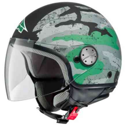 Casque Subway Camoufalge Axo