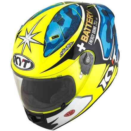 Casque Thunderflash Espargaro' Replica KYT