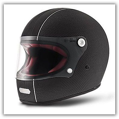 Casque Trophy Carbon T9 BM Premier