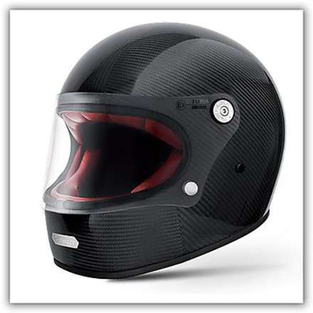 Casque Trophy Carbon  Premier