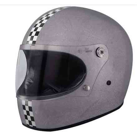 Casque Trophy CK One Old Style Silver Premier