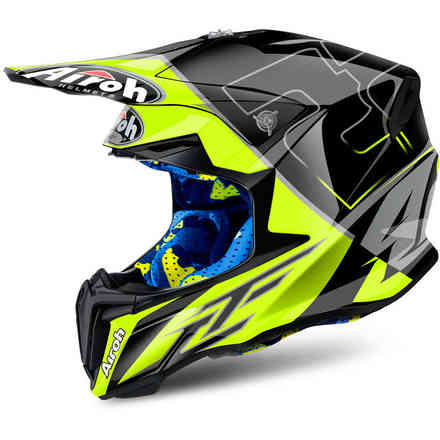 Casque Twist Cairoli Mantova Airoh