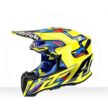Casque Twist Tc16 Airoh