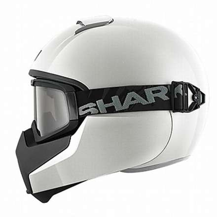 Casque Vancore Blank Shark