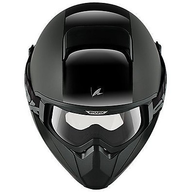 Casque Vancore Dual Black Shark