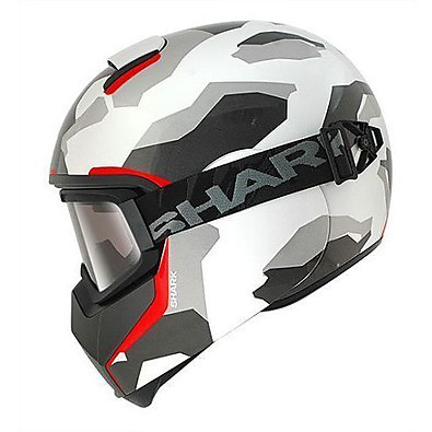 Casque Vancore Wipeout Shark