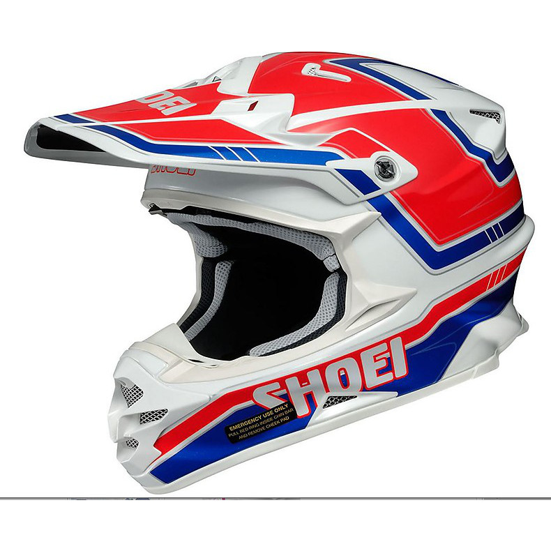 Casque Vfx-w DamonTC-1 Shoei
