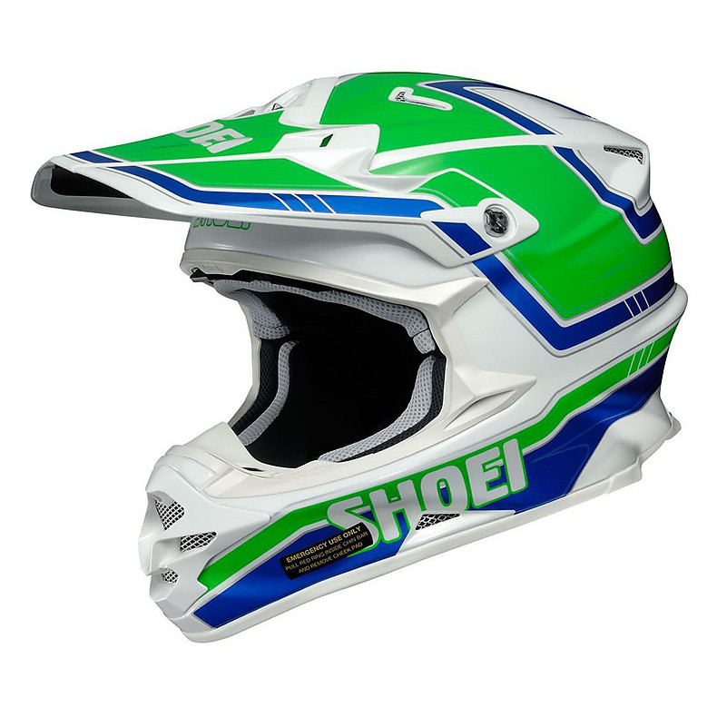 Casque Vfx-w DamonTC-4 Shoei