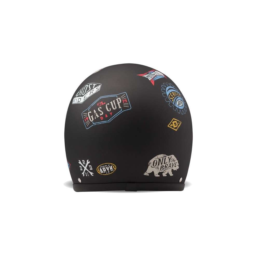 Casque Vintage Sticky DMD