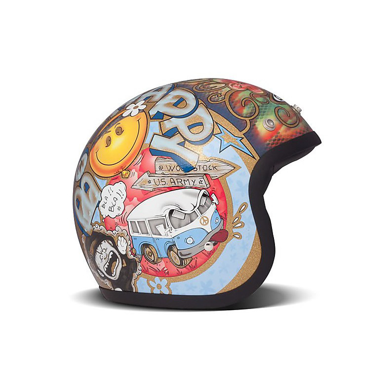 Casque Vintage Woodstock DMD