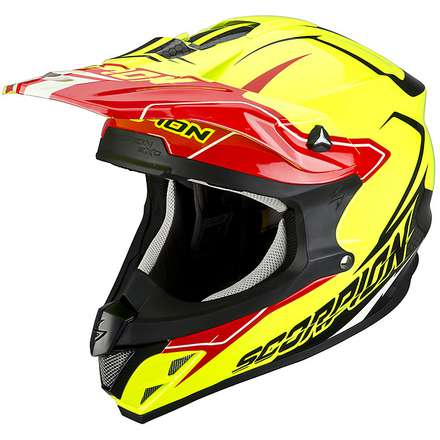 Casque VX-15 Air Leggero Scorpion