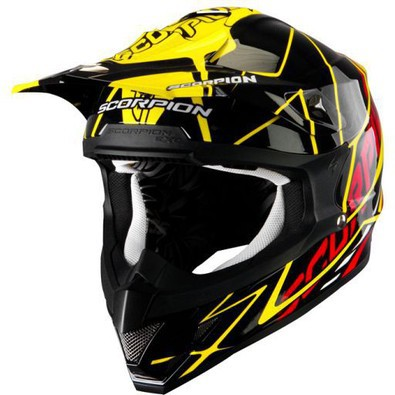 Casque VX-15 Air Sprint Scorpion
