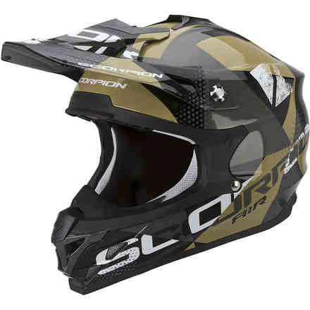 Casque VX-15 Evo Air Akra Scorpion