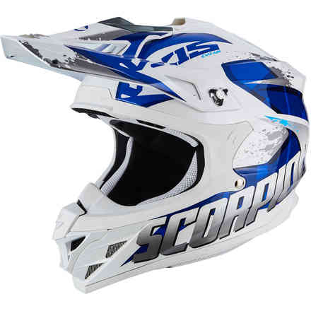 Casque Vx-15 Evo Air Defender  Scorpion