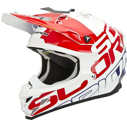 Casque VX-15 Evo Air Grid Scorpion