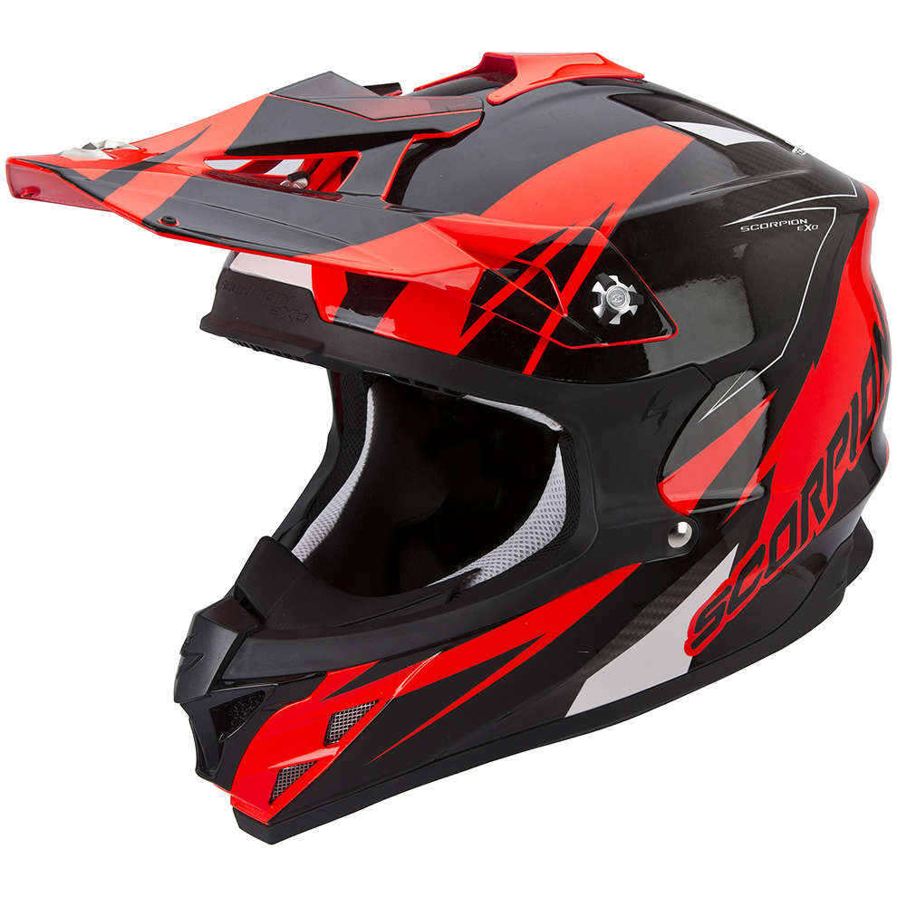 Casque VX-15 Evo Air Krush Scorpion