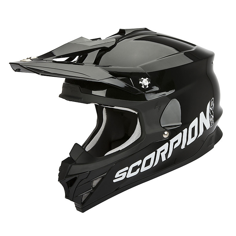 Casque VX-15 Evo Air Solid Scorpion