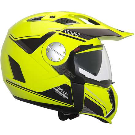 Casque X.01 Tourer - YELLOW FLUO Givi
