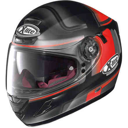 Casque X-702 Gt Ofenpass rouge X-lite