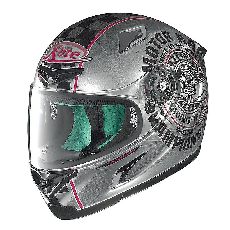Casque X-802RR Cafe Club  X-lite