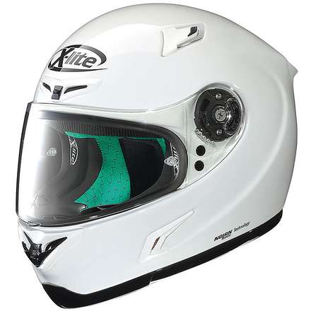 Casque X-802RR Start blanc X-lite
