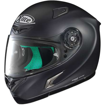 Casque X-802RR Start flat black X-lite