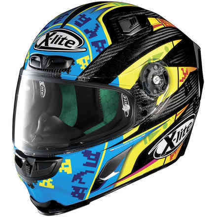 Casque X-803 Ultra Carbon Camier  X-lite