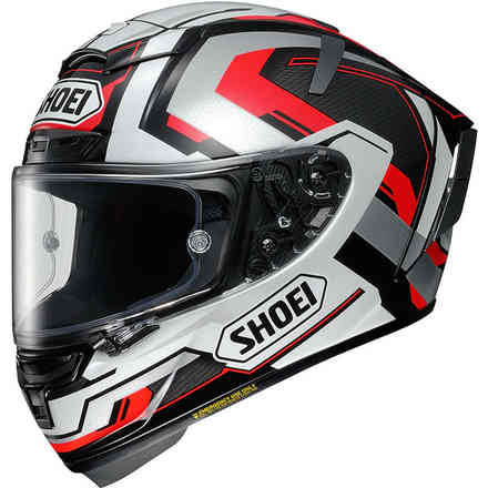 Casque X-Spirit 3 Brink Tc-5 Shoei