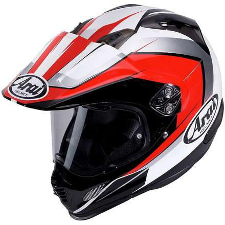 Casques Tour-X 4 Flare Rouge Arai