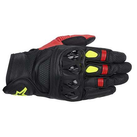 Celer  Gloves Yellow Alpinestars