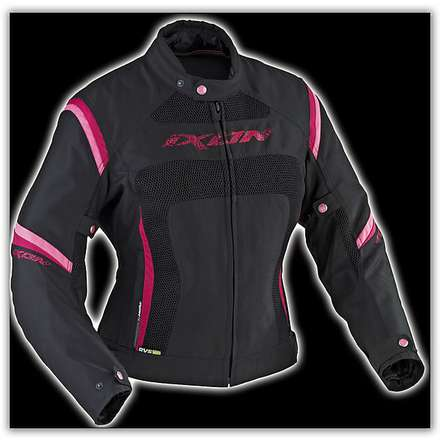 Celesta HP  Black /Pink  Lady Jacket Ixon