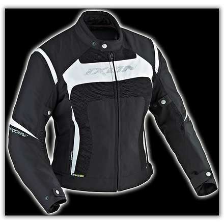 Celesta HP  Black /White Lady Jacket Ixon