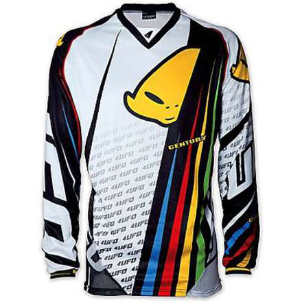 Century Made in Italy White Jersey Ufo