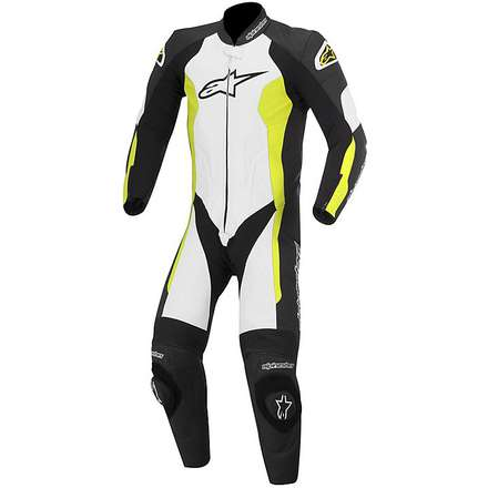Challenger Suit 2015 black-white-yellow fluo Alpinestars