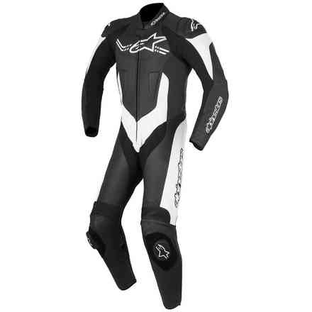 Challenger V2 black white Suit Alpinestars