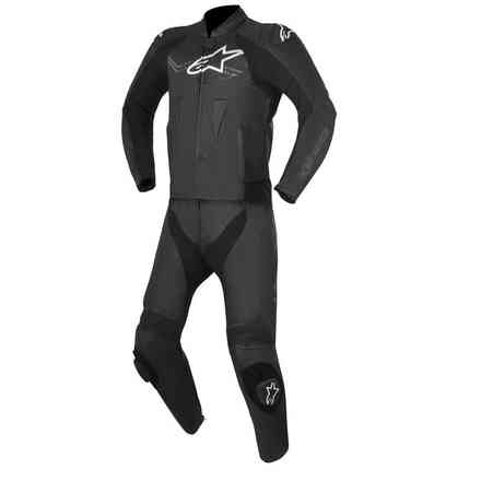 Challenger V2 leather suit 2pc  Alpinestars
