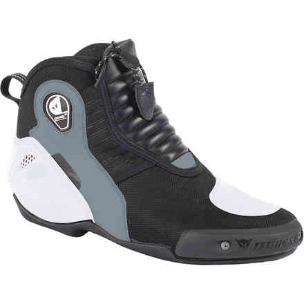 Chaussures Dyno D1 femme noir-blanc-antracite Dainese