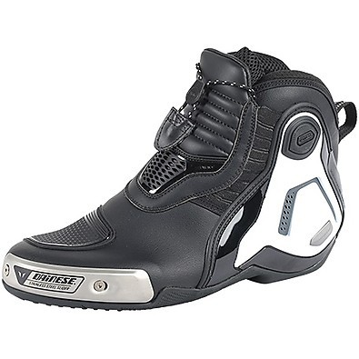 Chaussures Dyno Pro D1 noir-blanc-antracite Dainese