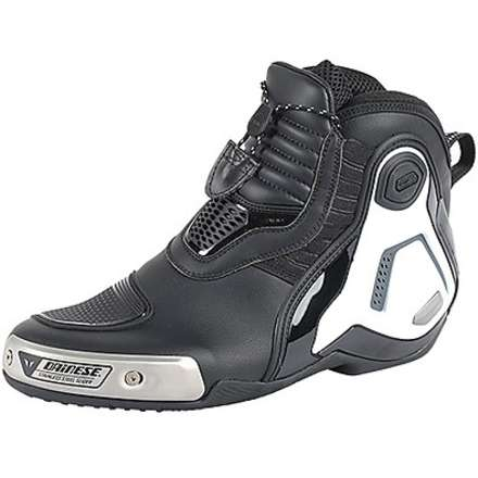 Chaussures Dyno Pro D1 noir,blanc,antracite Dainese
