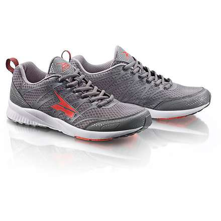 Chaussures Free Running gris-rouge Axo