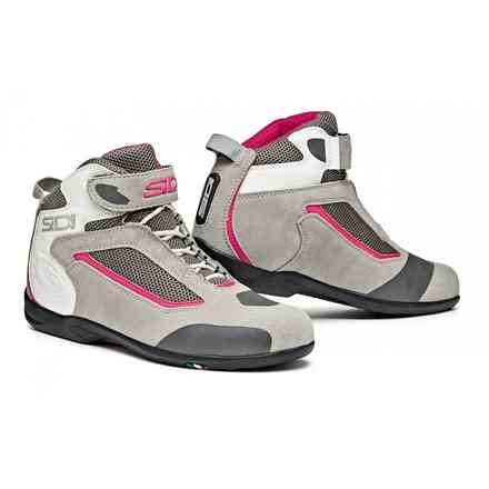 Chaussures Gas gris rose Sidi