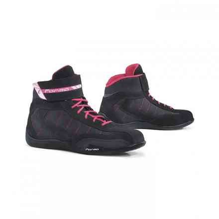 Chaussures Rookie Pro Lady noir fuxia Forma