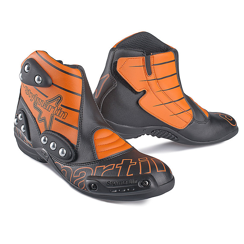 chaussures Speed S1 orange Stylmartin