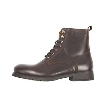 City Shoe Brown Helstons