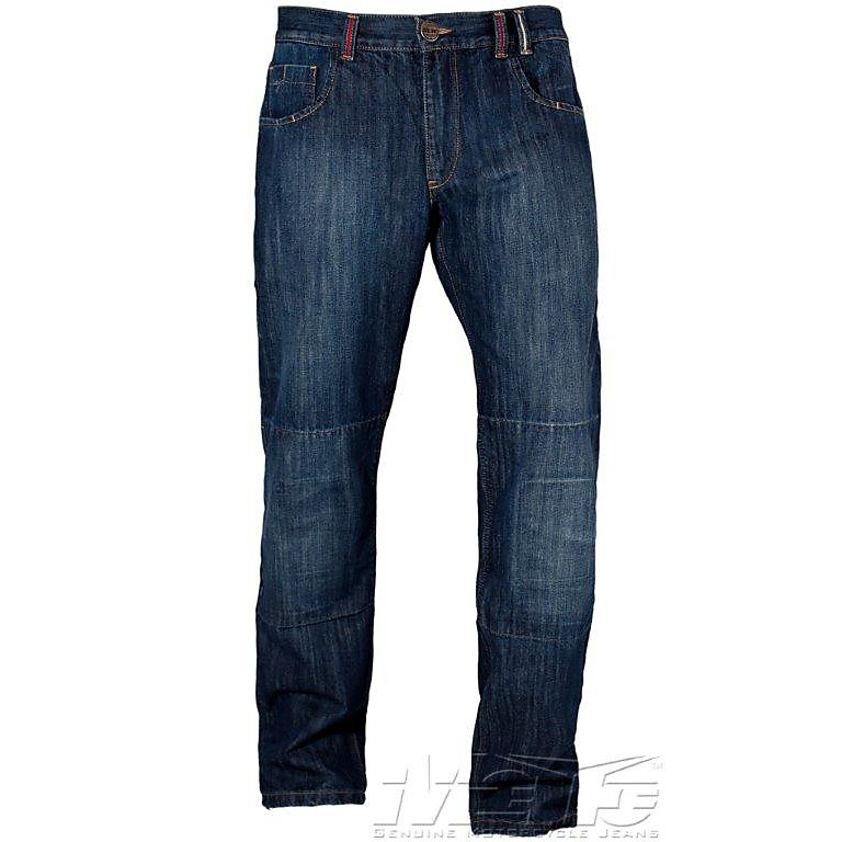 City_x blue Jeans-Hose Motto